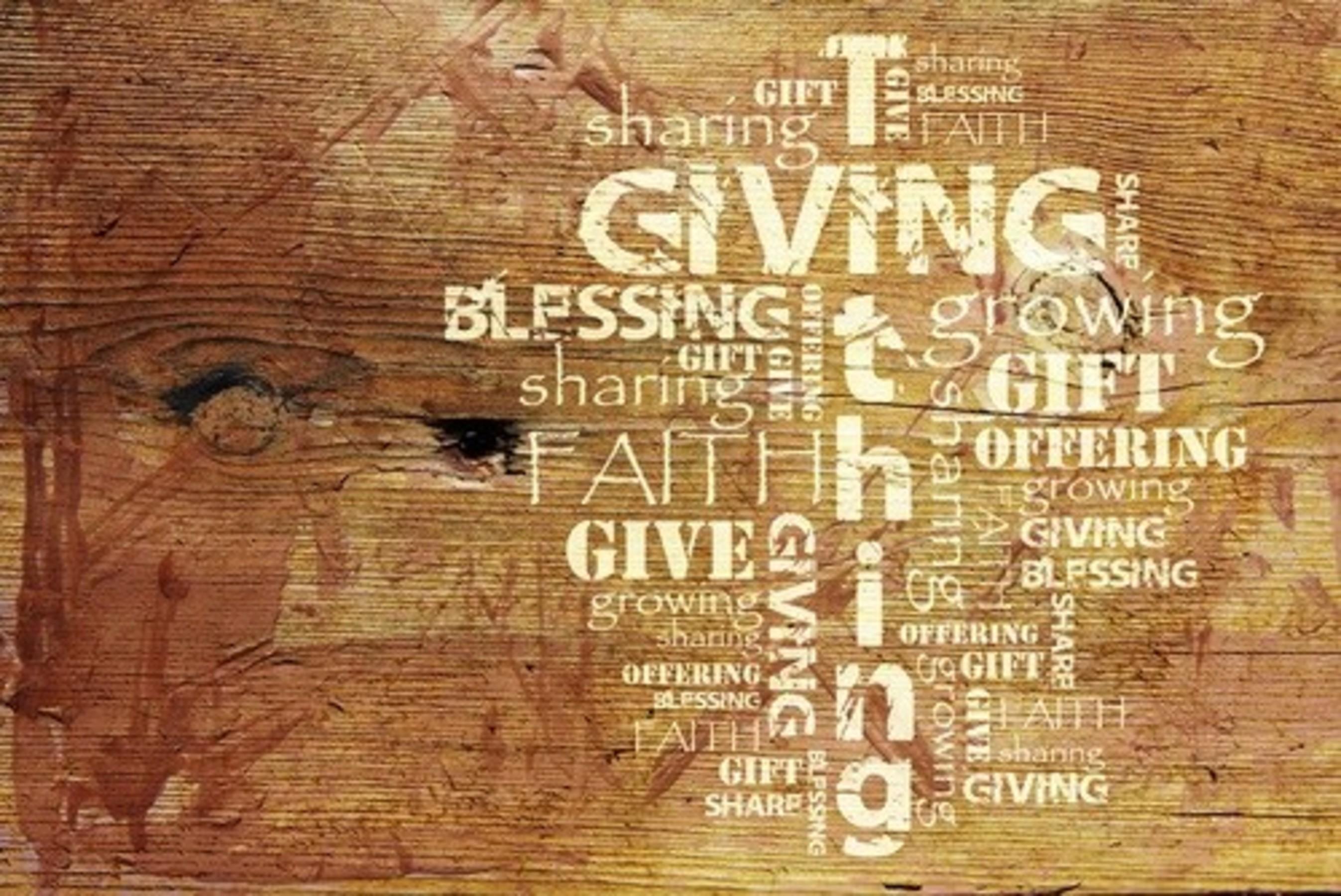 Tithing Wordplay